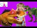 BAD BABY! ШОК! ДИНОЗАВР РЕКС НАПАЛ НА ДЕТЕЙ! Тираннозавр атакует! T-REX DINOSAUR attacked CHILDREN