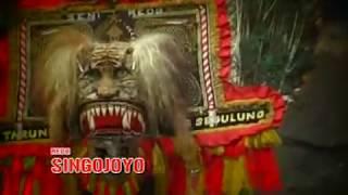 Reog Ponorogo-atraksi Reog Singo  Joyo