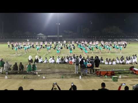 Eagle Rock Drill vs Torres 1st Performance 10-14-2016 Homecoming