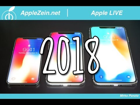 iPhone 9, iPhone XI ed iPhone X Plus in arrivo? | Apple LIVE