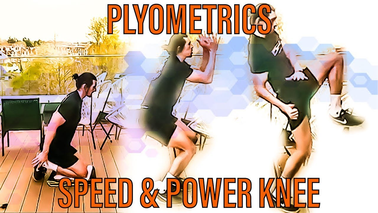 Speed & Power Knee Drill