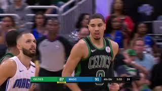 Boston Celtics vs Orlando Magic : January 12, 2019