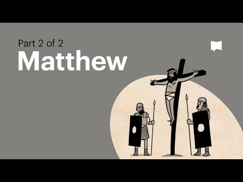 Read Scripture Series: Matthew Ch. 14-28