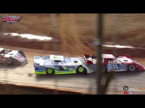 Sportsman Heat Race @ Boyds Speedway (2-3-18)