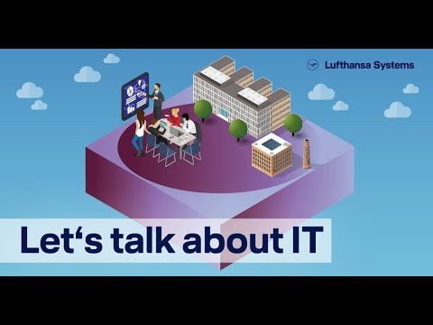 Let's talk about IT - 8th Online Conference - MRO & CAMO / Lufthansa Systems