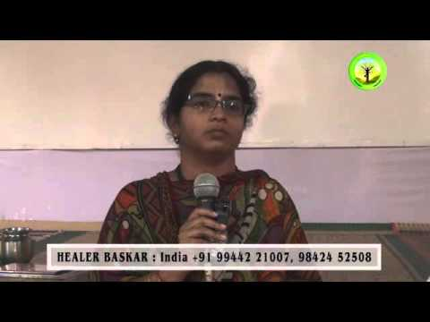 BANU HOME EDUCATION PART-3 : 30.01.2016 NISTAI CAMP  Healer Baskar (Peace O Master)