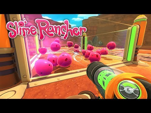 WORLD'S BEST SLIME FARMER!! (Slime Rancher #1)