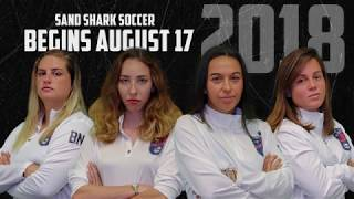 2018 Sand Shark Soccer: Season Begins