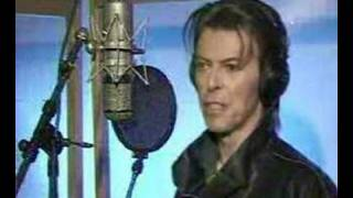 Bowie in the Studio