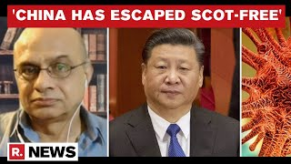 'China's Continues To Exploit COVID-19 In Other Parts Of The World' Says Brahma Chellaney