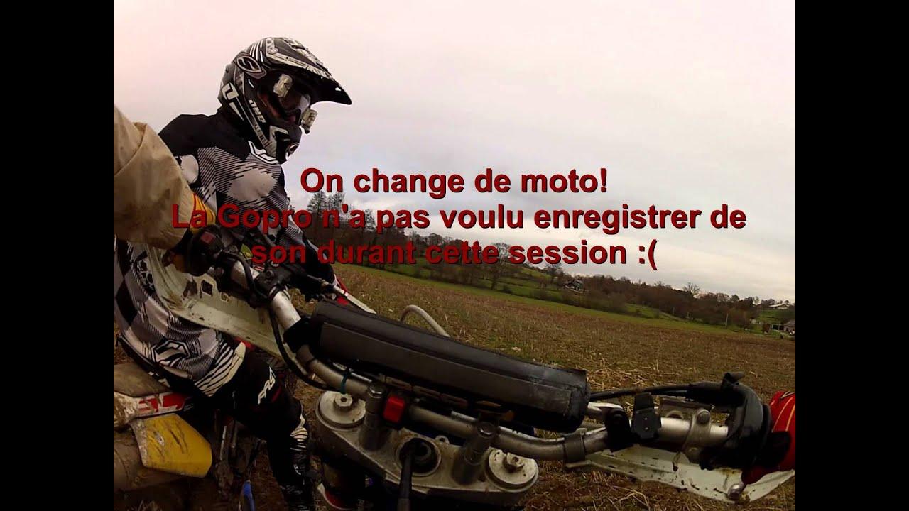 motocross 4 temps vs 2 temps
