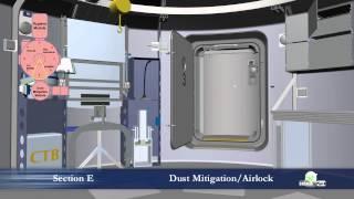 Habitat Demonstration Unit - Deep Space Habitat Configuration