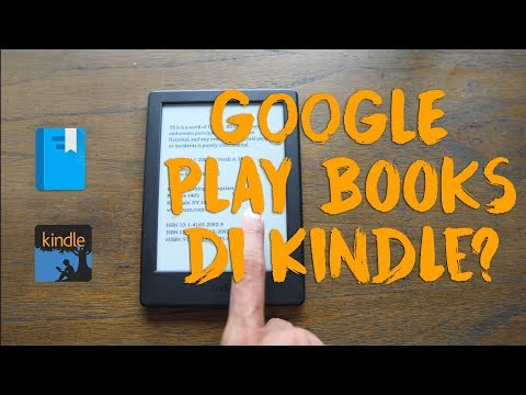Cara Download Google Playbooks & Kindle Friendly, Kah?