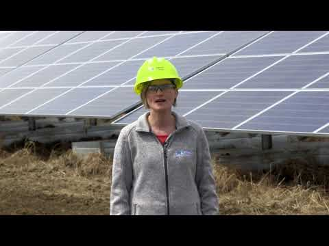Alliant Energy receives Envision Platinum 2018 award for Dubuque solar project