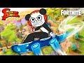 *NEW* FORTNITE SEASON 9 BATTLE ROYALE ! Let's Play with Combo Panda!