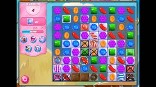 Candy Crush Level 1585 Talkthrough, 0 Boosters, 15 Moves