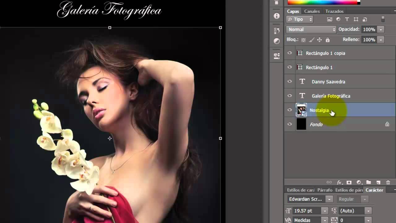 Como crear un catalogo PDF Photoshop CS6 by Yanko0 - YouTube