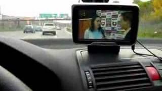 VDO Dayton PN6000 s DVB.T TV - Praha - CT Sport