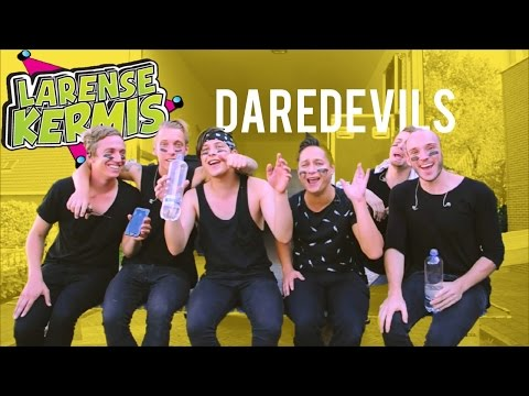 Daredevils over hun optreden en de band - Larense Kermis 2016