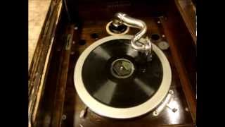 Gramophone playing Tommy Dorsey