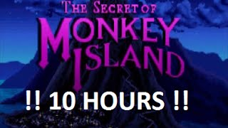Repeat youtube video Monkey Island Theme 10 Hour LOOP !! \m/ !!