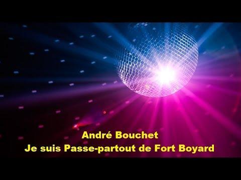 André Bouchet - Je suis Passe Partout de Fort Boyard