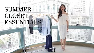 Fashion Closet Essentials Part 14 Summer Edition, summer closet essentials