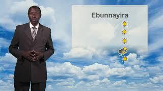 Embeera y'Obudde nga 27 09 2018