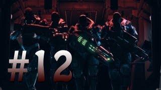 XCOM Enemy Unknown Walkthrough - Part 12 (PS3/X360/PC) [HD]