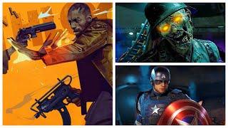 ИГРОНОВОСТИ Игры Bethesda имеют право на эксклюзивность. PS 5 с ускорением. Зомби Black Ops Cold War