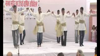 Annual function 2012, Phir Bhi Dil Hai Hindustani song by Manav Mandir Gurukul children
