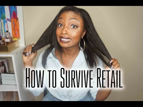 6 Tips on How to Survive Working in Retail