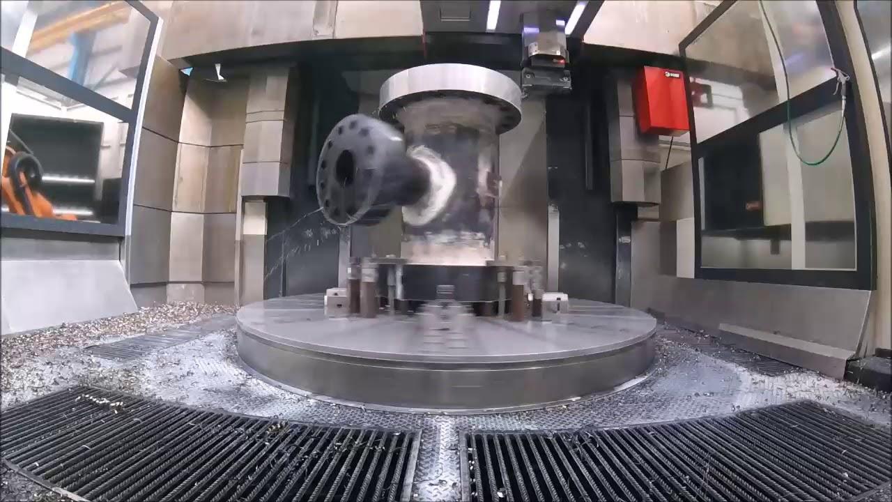 large scale cnc machine - 1280×720