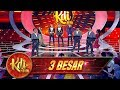 Sangat memukau  Ucil Split Dance Ala Agnez Mo -  Final 3 Besar KDI (17 9)