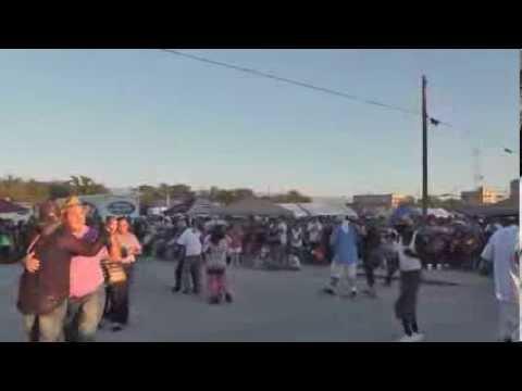 """GARY HOBBS """"Las Miradas"""" en FIESTAS PATRIAS MEXICANAS DE BRYAN TX 2013"""