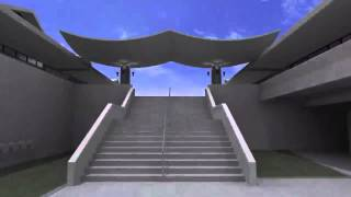七山小学校 旧校舎 光吉健次1962年設計