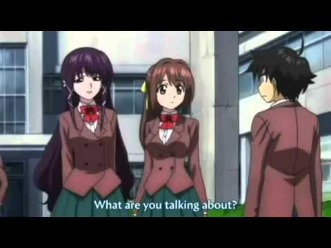 Sora no Otoshimono Funny Scene (Episode 1) part 2
