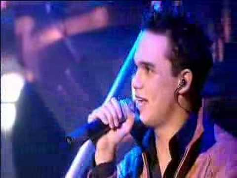 Gareth Gates - Live In London - Anyone Of Us