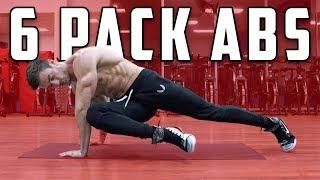 Güçlü 6 Pack Abs için V Shred | Ağırlıklı Ab Egzersiz