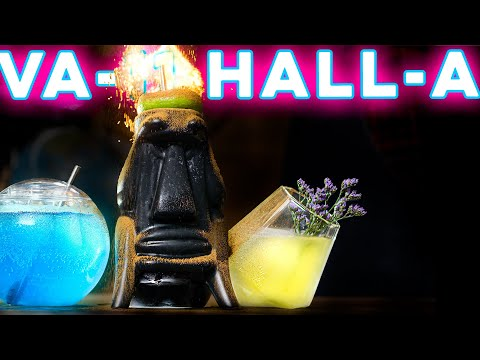 VA-11 HALL-A Drinks Made Real!   How to Drink