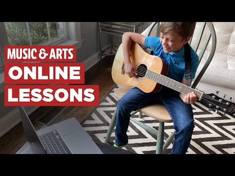 Music & Arts - Online Lessons