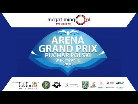 Arena Grand Prix Polski - Lublin - Blok I