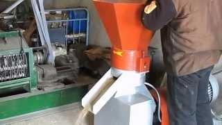 Granulator 500kg/h