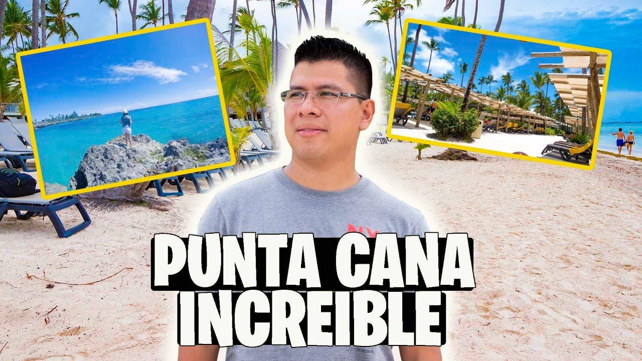 Mi viaje a Punta Cana/Republica Dominicana [Parte 1] ✈✈✈✔✔ HeyFer