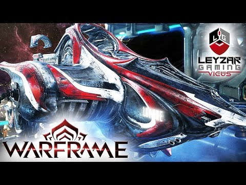 Warframe (Gameplay) - Empyrean Railjack First Missions Live On PC (Spoilers)