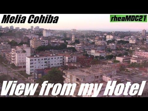 Travel to Cuba: My Trip to CUBA - Hotel Melia Cohiba in Havana