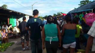 Mercado en Yurimaguas