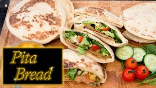 Pita Bread made easy at home