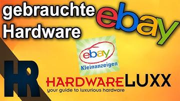 Wo gebrauchte Hardware kaufen und verkaufen   beste Marktplätze Seiten für gebrauchte PC Hardware