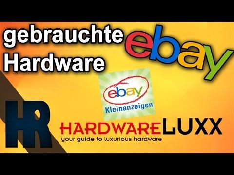 Wo gebrauchte Hardware kaufen und verkaufen | beste Marktplätze Seiten für gebrauchte PC Hardware